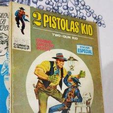 Cómics: 2 PISTOLAS KID N.º 7 UN GIGANTE LLAMADO GOLIAT VERTICE TACO. Lote 222397506