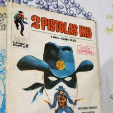 Cómics: 2 PISTOLAS KID N.º 1 EN ACCION VERTICE TACO. Lote 222397660
