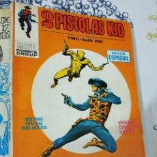 Cómics: 2 PISTOLAS KID N.º 10 LA BANDA DEL PUMA VERTICE TACO. Lote 222397853