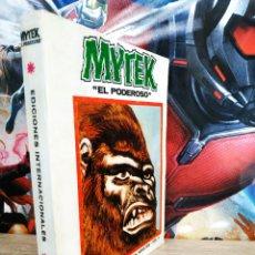 Cómics: CASI EXCELENTE ESTADO MYTEK 4 EDICION ESPECIAL TACO VERTICE. Lote 222443147