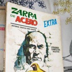 Cómics: ZARPA DE ACERO N.º 29 EL SINIESTRO MR. PETREO VERTICE TACO. Lote 222501567