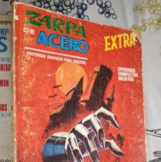 Cómics: ZARPA DE ACERO N.º 28 EL CASTILLO LÓBREGO VERTICE TACO. Lote 222501773