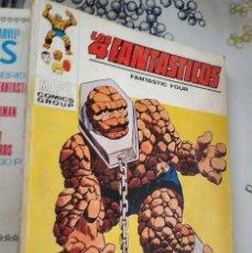 Cómics: LOS 4 FANTASTICOS N.º 45 RECLAMO ESTE ESCLAVO VERTICE TACO (2). Lote 222502613