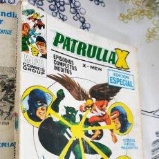 Cómics: PATRULLA X X-MEN N.º 3 DOS TITANES FRENTE A FRENTE VERTICE TACO. Lote 222503147