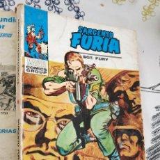 Cómics: EL SARGENTO FURIA FURIA N.º 12 CADA CUAL ES MI ENEMIGO VERTICE TACO. Lote 222503752