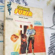 Cómics: EL CORONEL FURIA N.º 5 UN MILLON DE MEGATONES VERTICE TACO. Lote 222503961