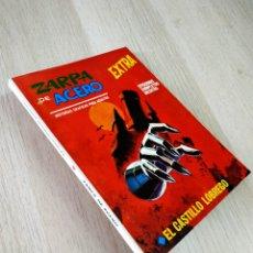 Cómics: EXCELENTE ESTADO ZARPA DE ACERO 28 TACO VERTICE. Lote 222556172