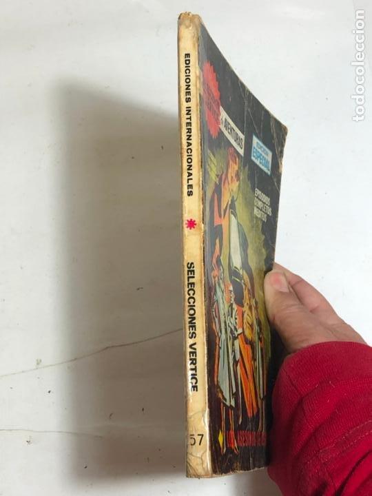 Cómics: SELECCIONES VERTICE nº57 - LOS ASESINOS DE CERA - Foto 2 - 222586282