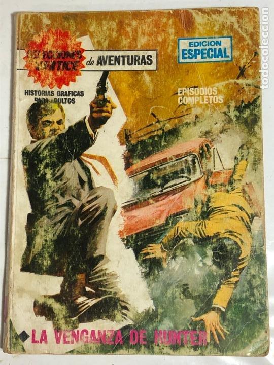 SELECCIONES VERTICE Nº23 - LA VENGANZA DE HUNTER (Tebeos y Comics - Vértice - V.1)