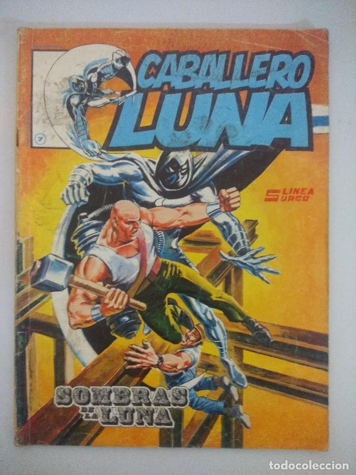 CABALLERO LUNA Nº7/SURCO- VERTICE. (Tebeos y Comics - Vértice - Otros)
