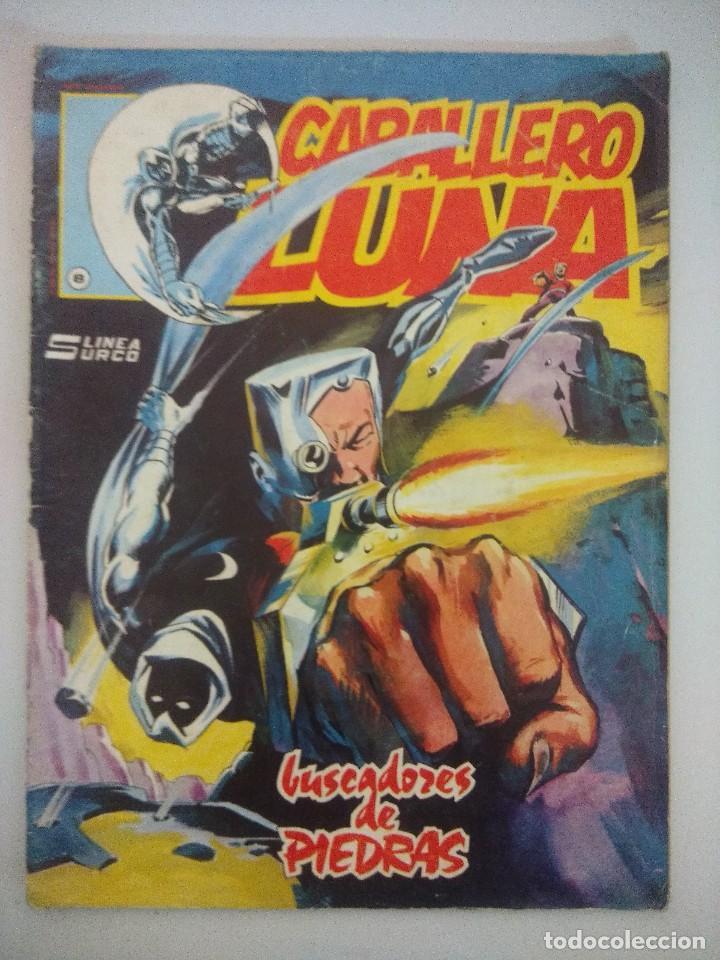 CABALLERO LUNA Nº8/SURCO- VERTICE. (Tebeos y Comics - Vértice - Otros)