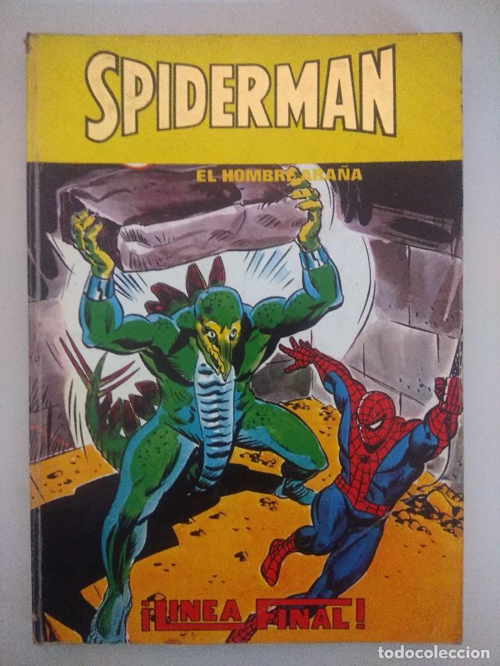 SPIDERMAN TOMO MUNDICOMICS-VERTICE. (Tebeos y Comics - Vértice - Otros)