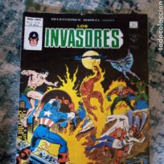 Cómics: SELECCIONES MARVEL VOL 1, NÚM 51. LOS INVASORES. VÉRTICE. Lote 222753128