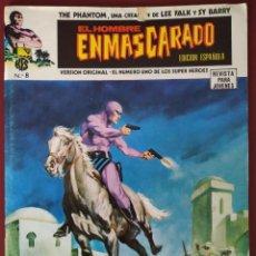 Cómics: EL HOMBRE ENMASCARADO Nº8 AÑO 1973. Lote 222812403