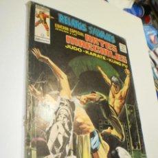 Cómics: ARTES MARCIALES Nº 14. EL SECRETO DEL DRAGÓN. MUNDI CÓMICS 1974 (ALGÚN DEFECTO). Lote 222845303