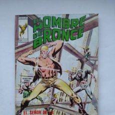 Cómics: EL HOMBRE DE BRONCE Nº 6 EL SEÑOR DE LA MUERTE ROJA. VERTICE. TDKC84. Lote 222866503