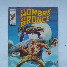 Cómics: EL HOMBRE DE BRONCE Nº 8. - LOS LADRONES DEL AIRE. COMICS ART VERTICE. TDKC84. Lote 222869773