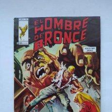 Cómics: EL HOMBRE DE BRONCE Nº 7. ¡LOS MONSTRUOS! COMICS ART. VERTICE. TDKC84. Lote 222870217
