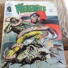 Cómics: WEREWOLF V 2 Nº 13 VERTICE MUNDI COMICS. Lote 222922098