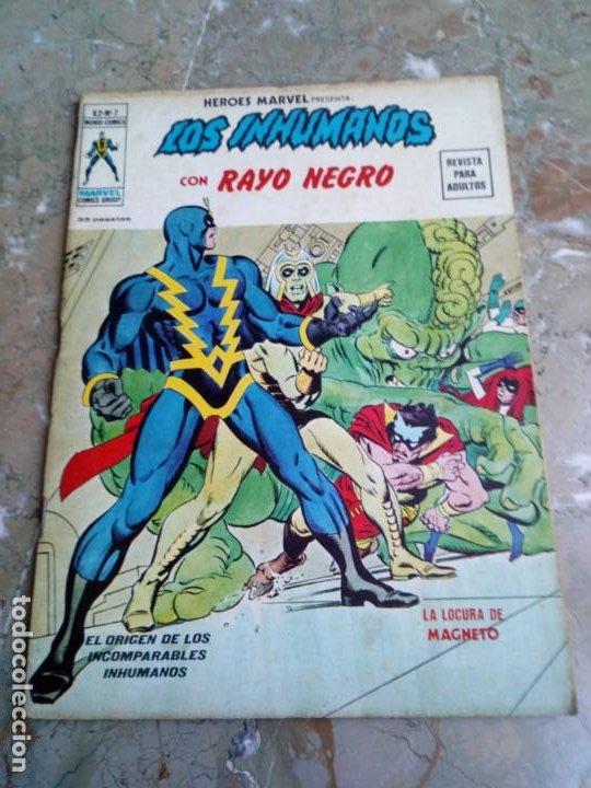 HÉROES MARVEL VOL. 2 Nº 2 VERTICE (Tebeos y Comics - Vértice - V.2)