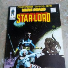 Cómics: RELATOS SALVAJES VOL.1 Nº 59 STAR-LORD VERTICE. Lote 222925747