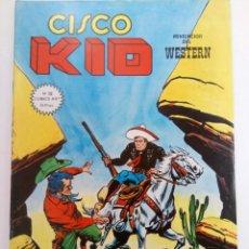 Cómics: CISCO KID Nº 10 - UN ARTISTA EN EL OESTE (SIN USAR, DE DISTRIBUIDORA). Lote 222929967