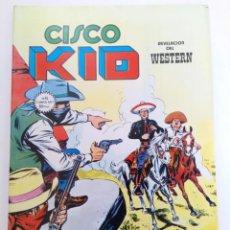 """Comics: CISCO KID Nº 15 - LA SUERTE DE """"MALA SUERTE"""" BRANNIGAN (SIN USAR, DE DISTRIBUIDORA). Lote 222930093"""