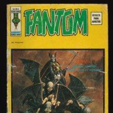 Comics: FANTOM (V.2) - EDICIONES VÉRTICE / NÚMERO 6. Lote 222931015