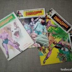 Cómics: LOTE DE COMICS VEDRTICE EL HOMBRE ENMASCARADO THE PHANTOM VOL: 1 Nº: 13-14-15-16. Lote 223013450