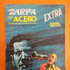 Cómics: ZARPA DE ACERO V.1 - EXTRA Nº 2 - LA ZARPA ATACA - 1966 VERTICE 25 PTS .. Lote 223063763