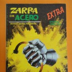 Cómics: ZARPA DE ACERO V.1 - EXTRA Nº 4 - TENTACULOS METALICOS - 1966 VERTICE 25 PTS .. Lote 223069586