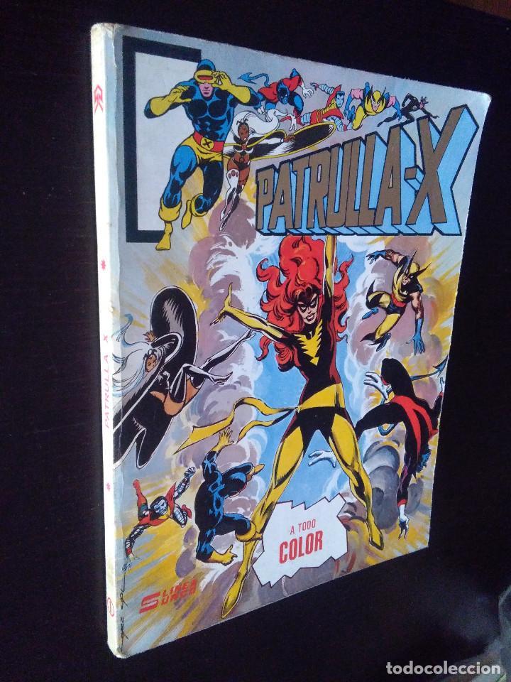 PATRULLA X LINEA VERTICE SURCO 1-2-3-4-5 (Tebeos y Comics - Vértice - Patrulla X)