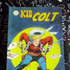 Cómics: VERTICE MUNDI-COMICS : KID COLT COLECCION COMPLETA 15 NUMEROS .BUEN ESTADO. Lote 223447047
