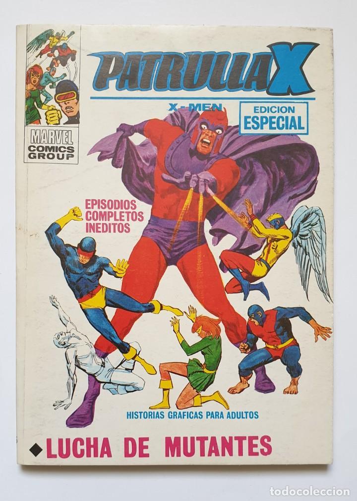PATRULLA X Nº 25. VOL. 1 VERTICE (Tebeos y Comics - Vértice - Patrulla X)