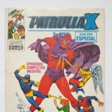Cómics: PATRULLA X Nº 25. VOL. 1 VERTICE. Lote 223554873