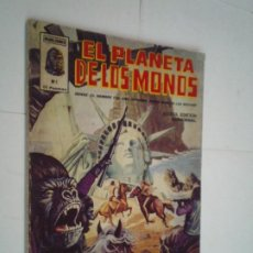 Cómics: EL PLANETA DE LOS MONOS - NUMERO 2 - ESPECIAL EDICION QUINCENAL - VERTICE - GORBAUD - CJ 125. Lote 223669008