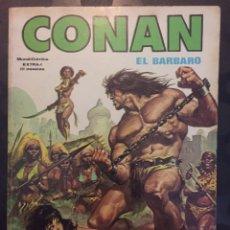 Comics: CONAN EL BÁRBARO EXTRA 1 CONAN EL BUCANERO MUNDI COMICS ( 1980 ). Lote 223724922