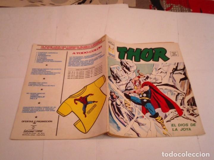Cómics: THOR - VERTICE - VOLUMEN 2 - COLECCION COMPLETA - 53 NUMEROS - BUEN ESTADO - GORBAUD - Foto 17 - 223779972