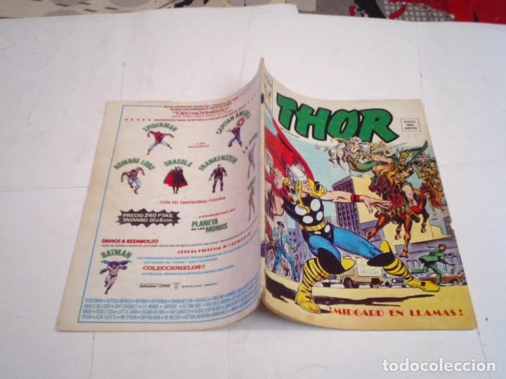 Cómics: THOR - VERTICE - VOLUMEN 2 - COLECCION COMPLETA - 53 NUMEROS - BUEN ESTADO - GORBAUD - Foto 26 - 223779972