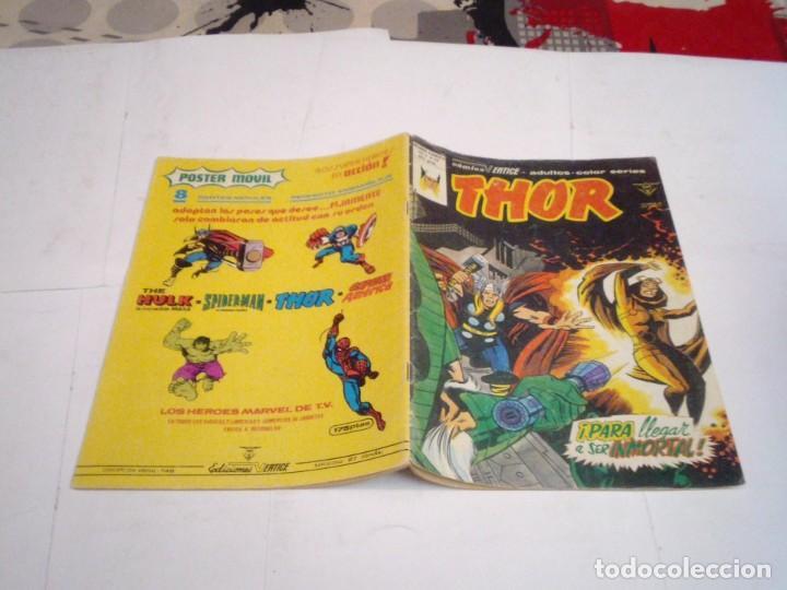 Cómics: THOR - VERTICE - VOLUMEN 2 - COLECCION COMPLETA - 53 NUMEROS - BUEN ESTADO - GORBAUD - Foto 56 - 223779972