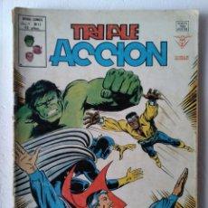 Cómics: TRIPLE ACCION N° 11. Lote 223936031