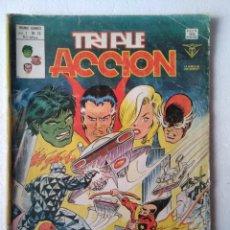 Cómics: TRIPLE ACCION N° 16. Lote 223936447