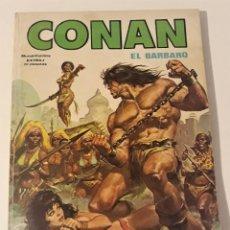Comics: CONAN EL BÁRBARO: CONAN EL BUCARNERO (HISTORIA COMPLETA) - VÉRTICE. Lote 223975203
