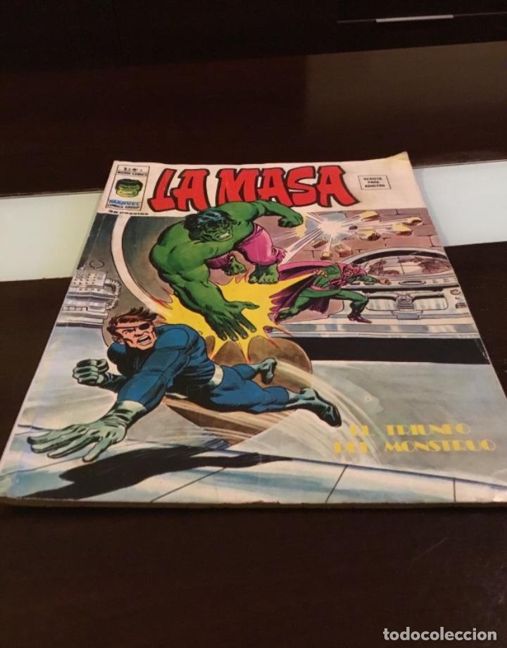 VERTICE VOLUMEN 3 LA MASA NUMERO 4 (Tebeos y Comics - Vértice - La Masa)