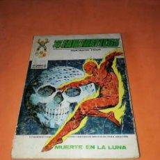 Cómics: LOS 4 FANTASTICOS. VOLUMEN 1 . Nº 19 . VERTICE TACO. MUERTE EN LA LUNA. Lote 224114513