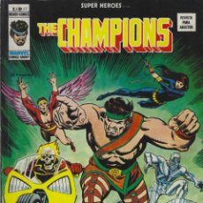 Cómics: SUPERHEROES VOLUMEN 2 NUMERO 49. THE CHAMPIONS. VERTICE. Lote 224233453