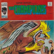 Cómics: SUPERHEROES VOLUMEN 2 NUMERO 75. THE CHAMPIONS. VERTICE. Lote 224234303