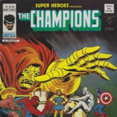 Cómics: SUPERHEROES VOLUMEN 2 NUMERO 85. THE CHAMPIONS. VERTICE. Lote 224236183