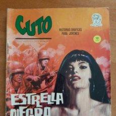 Cómics: CUTO : ESTRELLA NEGRA / Nº 4 - FALTO. Lote 224313935