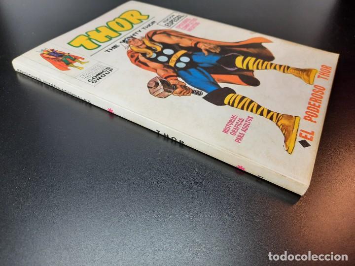 Cómics: THOR (1970, VERTICE) 1 · 1970 · EL PODEROSO THOR - Foto 3 - 224396720